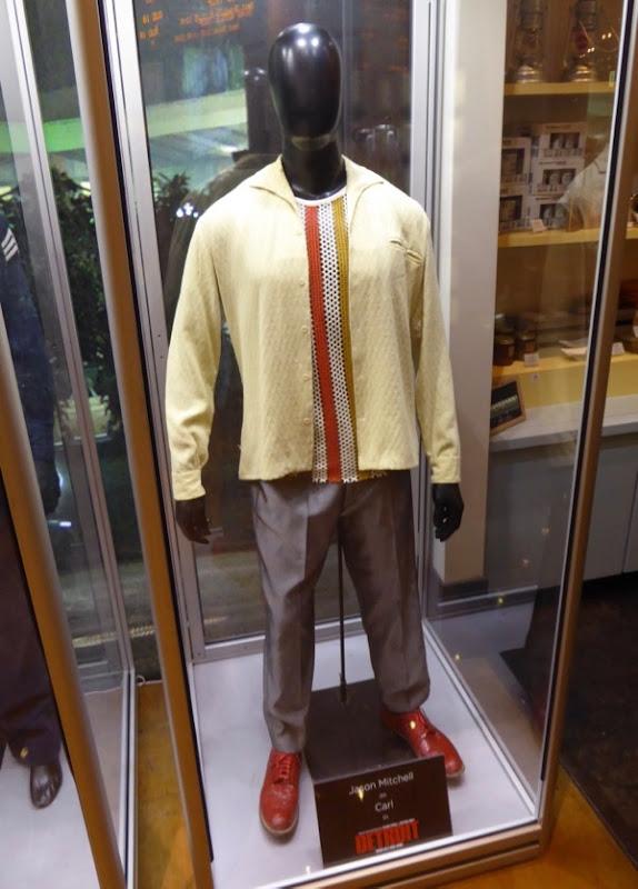 Jason Mitchell Detroit Carl movie costume