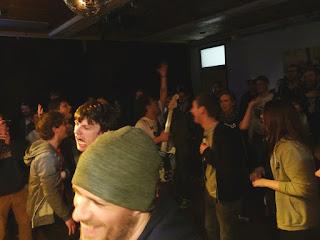 05.04.2016 Münster - Café Lorenz: Jeff Rosenstock