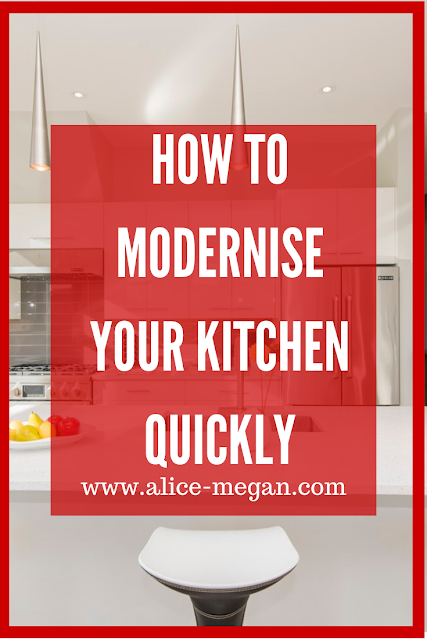 Modernising your kitchen