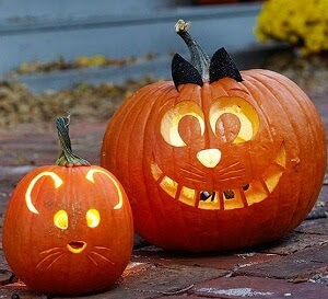most scary pumpkin carving ideas