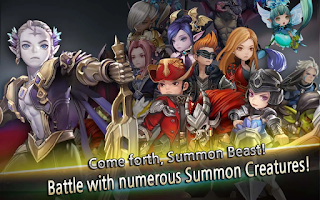 Download Game Terbaru Android Summon Rush