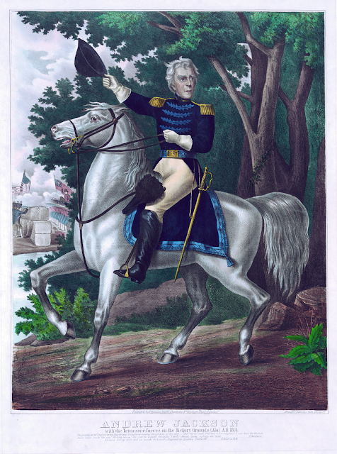 andrew jackson and the new american nationalism Varieties of american nationalism multiple choice quiz your the military conquests of andrew jackson within the new england region and the.