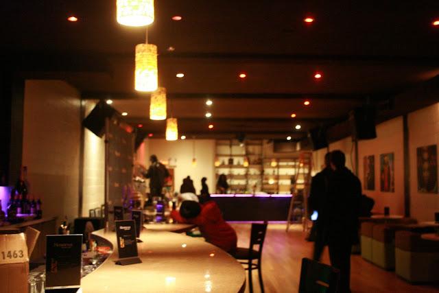 Vetiver bistro lounge - carnet réunionnaise