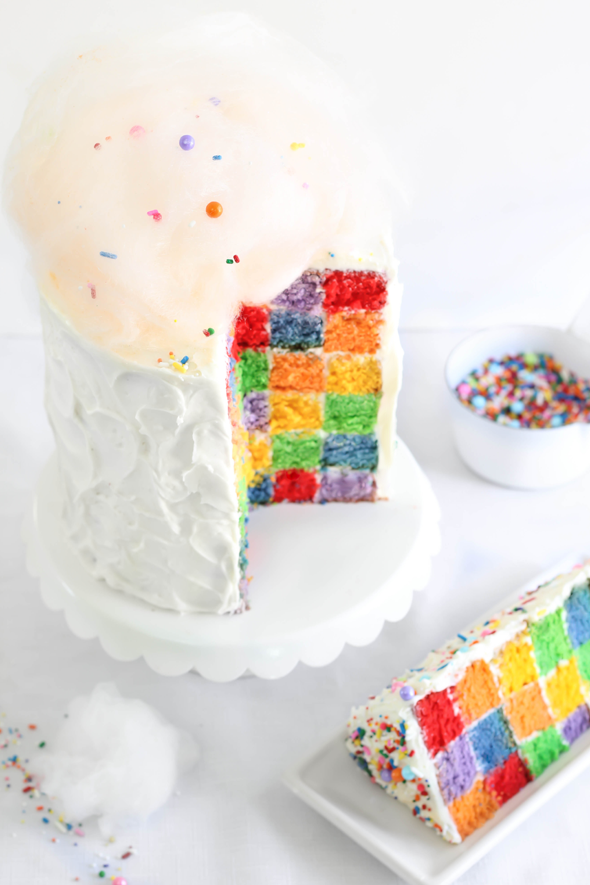 How To Put Cake Layers Together