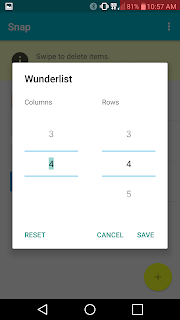 App Review: Snap - Widget Drawer ~ Android Coliseum