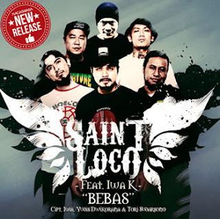 """Saint Loco Kembali Dengan Single Terbaru """"Bebas"""""""