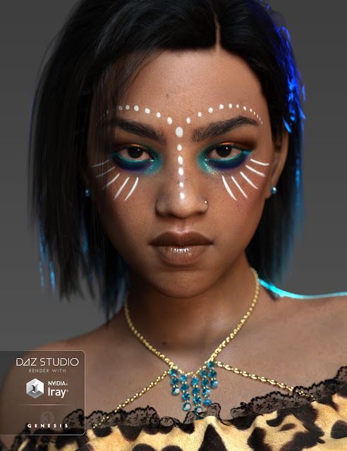 Nyarai for Genesis 3 Female