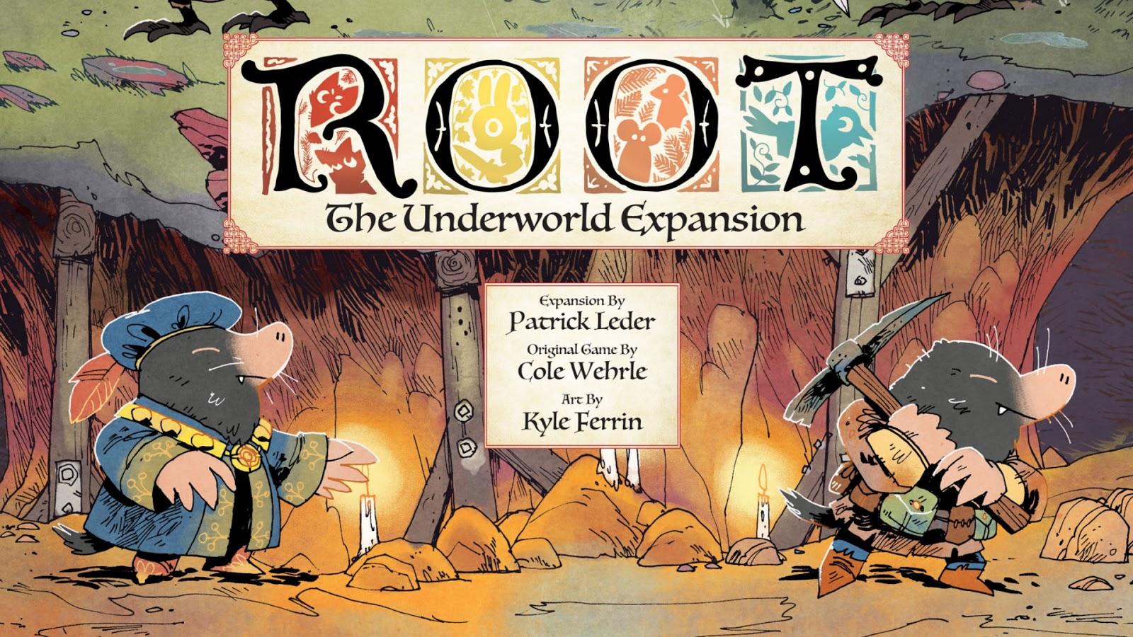Root Underworld Kickstarter Highlights