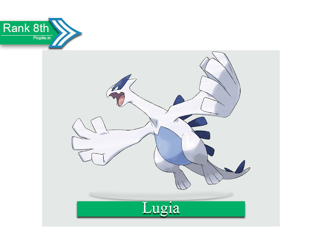 Abilities and Guide About Lugia image Picpile