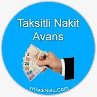 Taksitli Nakit Avans