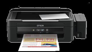 Epson L350 Driver