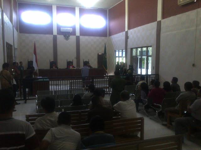 Penembak Umat Islam di Aceh Singkil Divonis 6 Tahun Penjara