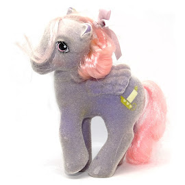 MLP Twilight Year Five So Soft Ponies II G1 Pony