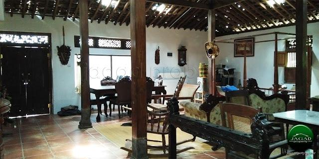 Rumah Semi Etnik di Cangkringan