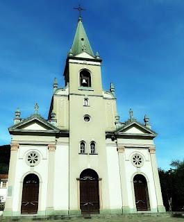 Igreja Santíssima Trindade, Nova Palma (RS)