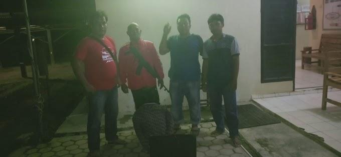 Tim Reskrim Polsek Abung Ungkap Kasus Pencurian