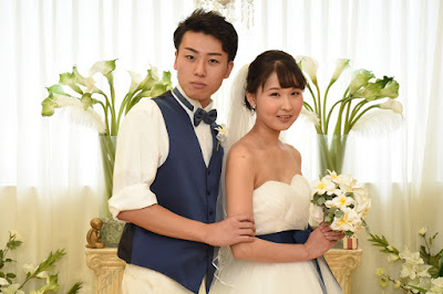 Good-looking couple