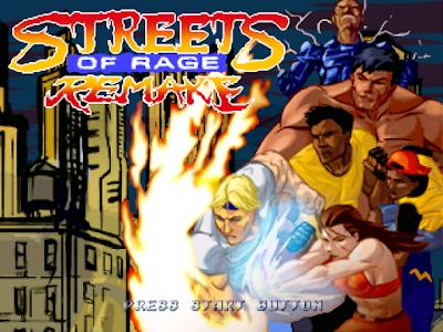 怒之鐵拳重製最終版,加入許多新角色與新地圖!