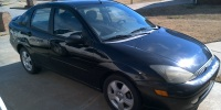 Auction Watch: 2003 Ford Focus ZTS