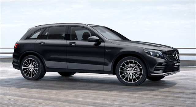 Mercedes AMG GLC 43 4MATIC 2019