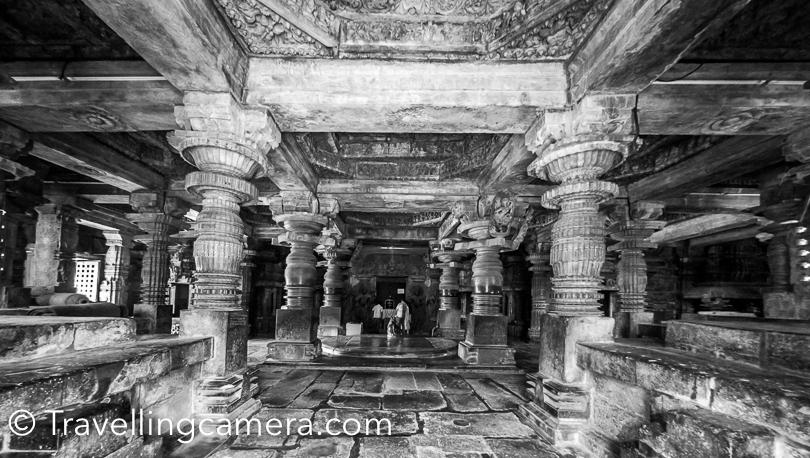 Apart from the magnificent ChennaKeshawa Temple  one can visit  Yagachi Dam, Doddagaddavalli, Halebidu, Belavadi &  Shravanbelagola .