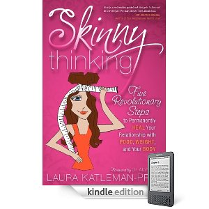 KND Kindle Free Book Alert, Monday, May 2: <b>OVER 60 BRAND NEW FREEBIES THIS MORNING!</b> plus ... An Entirely New Approach with Laura Katleman-Prue's <i><b>SKINNY THINKING: Five Revolutionary Steps to Permanently Heal Your Relationship With Food, Weight, and Your Body </b></i>(Today's Sponsor)
