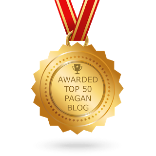Top 50 Pagan Blogs winner