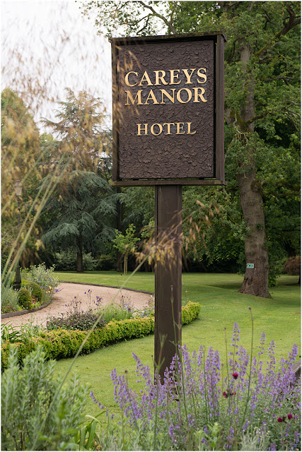 New Forest wedding at Careys Manor Hotel