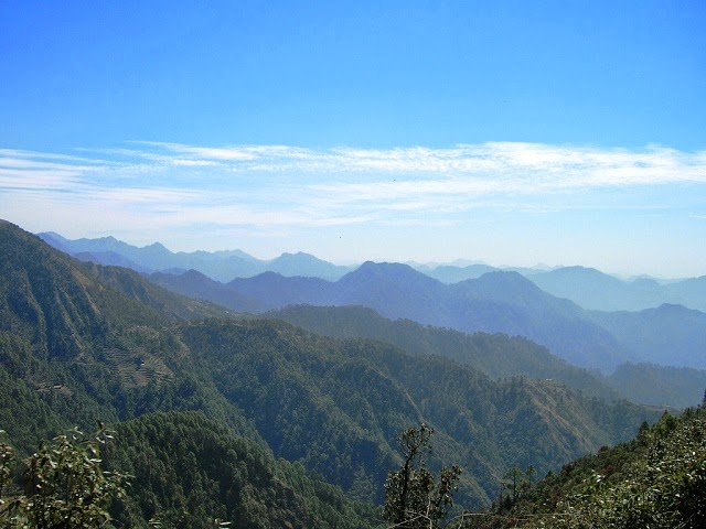Mussoorie - A beautiful hill station of Uttarakhand India