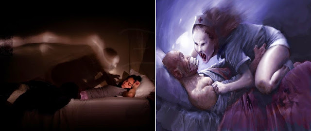 confession on sleep paralysis