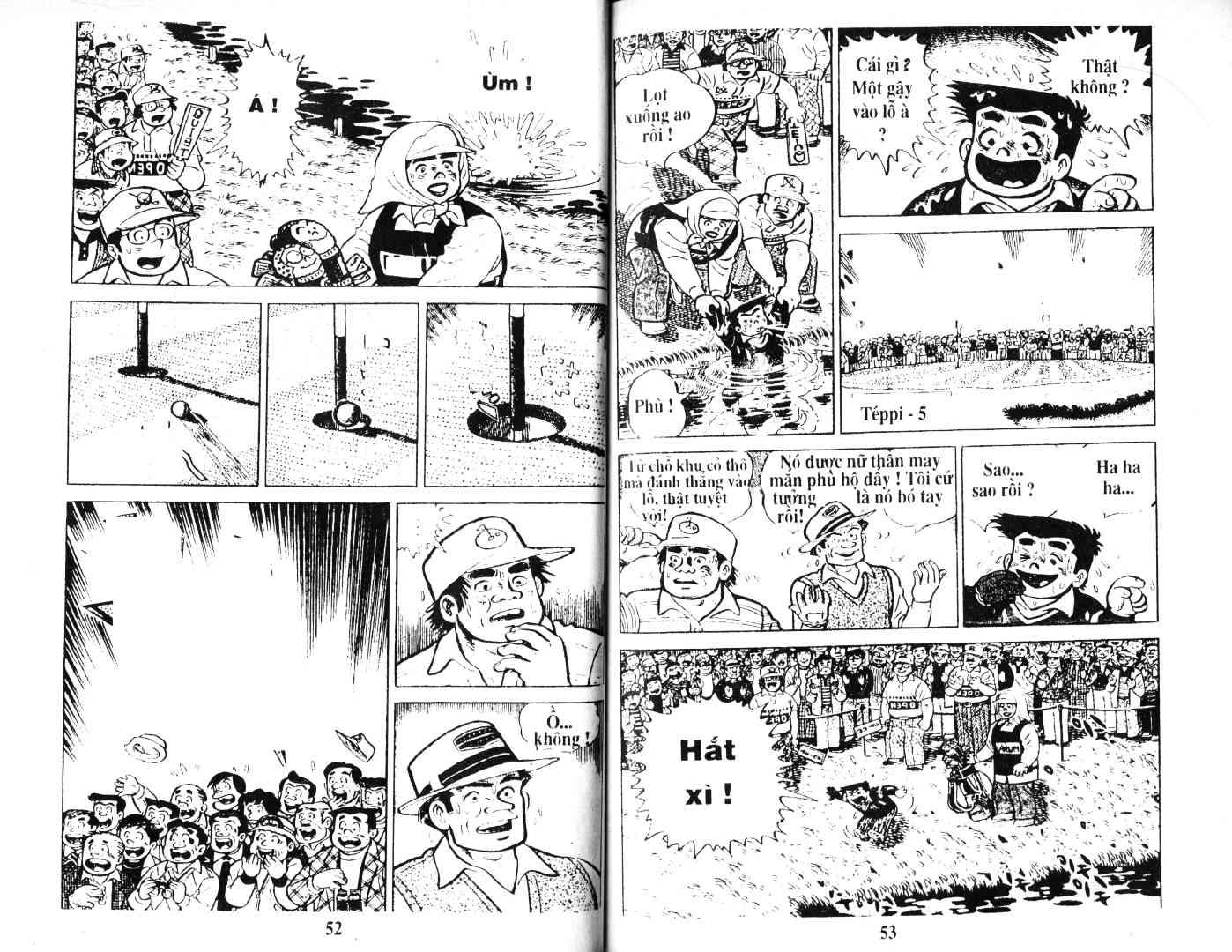 Ashita Tenki ni Naare chapter 38 trang 24