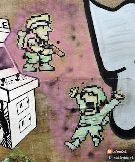 propas de en espacio para el ggraffiti