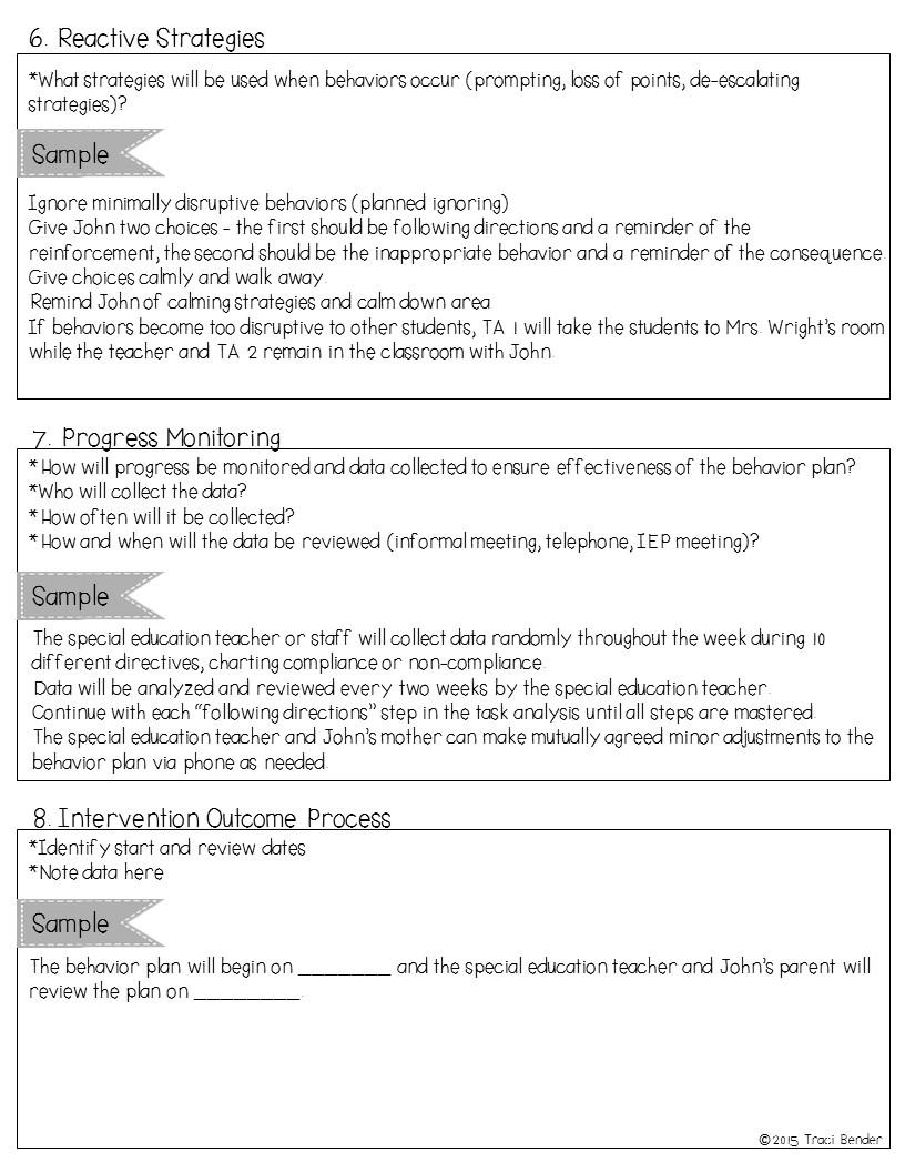 behavior intervention plan - novasatfm.tk
