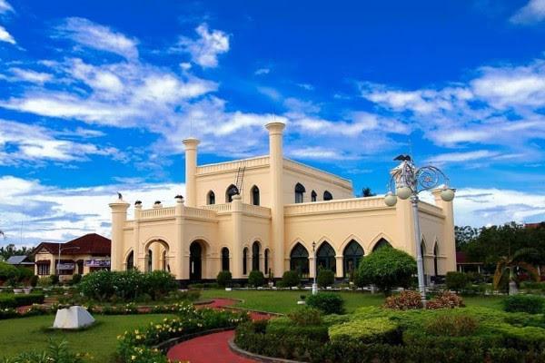 Istana Sultan Siak bukti nyata sejarah masa lampau