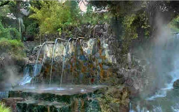 Pemandian Air Panas Maribaya Bandung dan Asal Usulnya