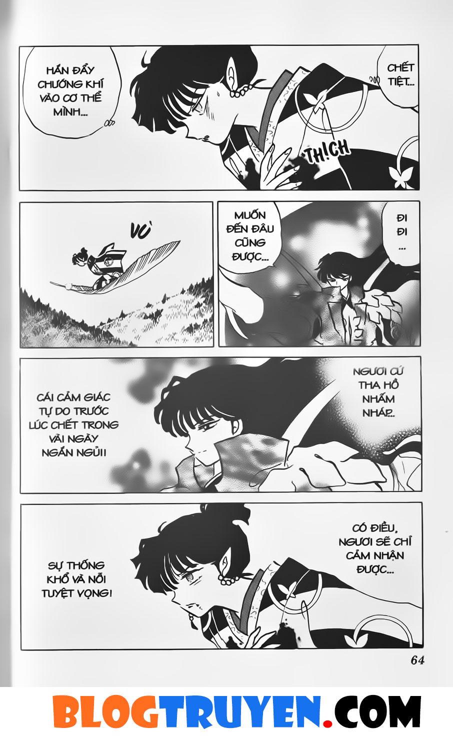 Inuyasha vol 38.4 trang 7