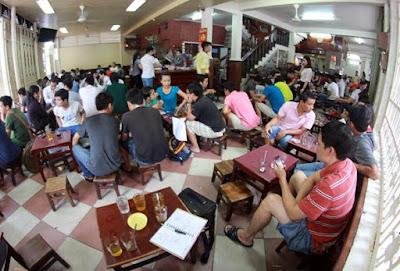 Đồ uống không thể thiếu trong quán Cafe
