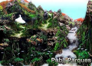 Jardín Zen de Loro Parque