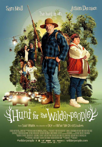 Hunt for the Wilderpeople (Web-DL 720p Ingles Subtitulada) (2016)