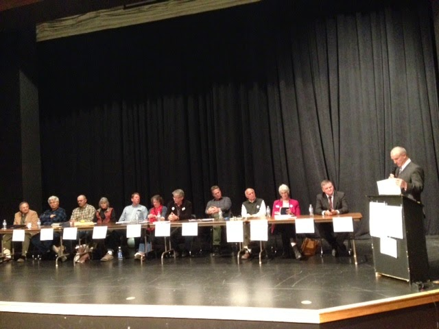 Candidates for Huse Districts 6 and 9 and Senate Districts C & E in Alaska.