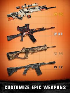 Sniper 3D Gun Shooter screenshot 3