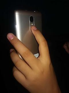 sensor fingerprint rusak error tidak bisa