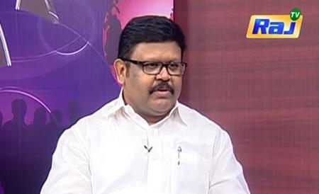 Vaimayin Vatham – Vaigai Selvan (AIADMK Spokesperson) Exclusive Interview 2017