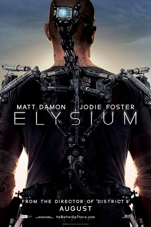 Elysium (2013) | Movies I've Seen