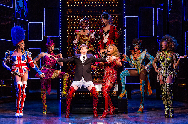 Musical Kinky Boots na Broadway em Nova York