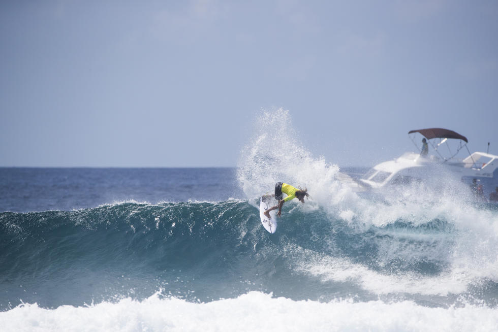 19 Rob Macado Four Seasons Maldives Surfing Champions Trophy foto WSL Sean Scott