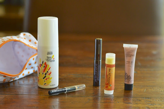 Babbling 'Bout Beauty: Unboxing // Ipsy August 2014