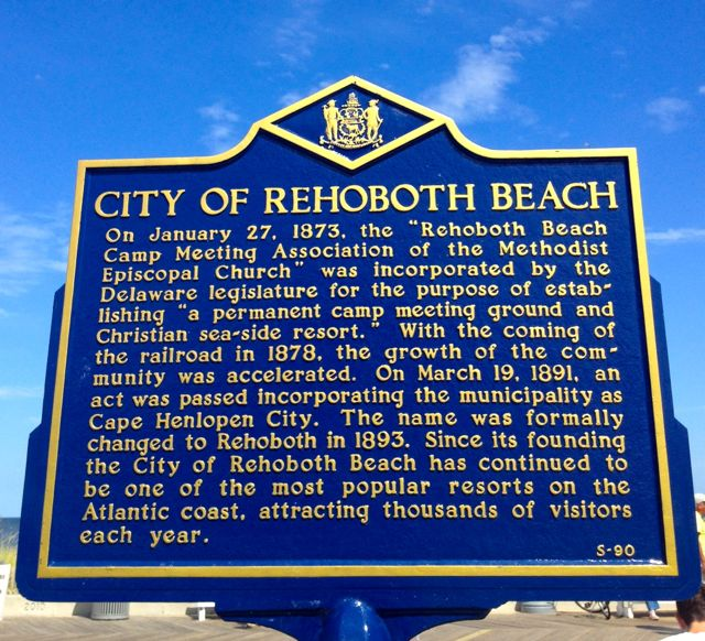 Where to Eat and Shop in Rehoboth Beach Delaware