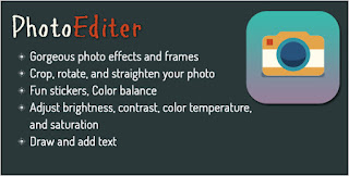 Source Code Photo Editor Android App v1.0