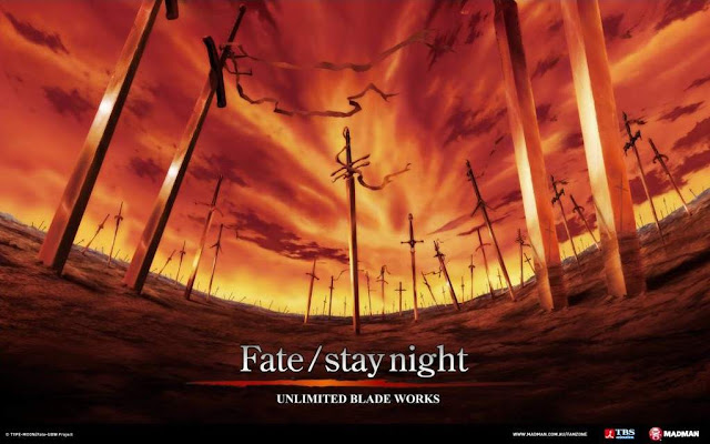 [Review Anime] Fate / Stay Night : Unlimited Blade Works